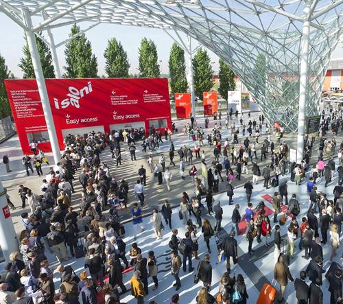 Začal největší svátek designu na světě Milano Design Week 2018