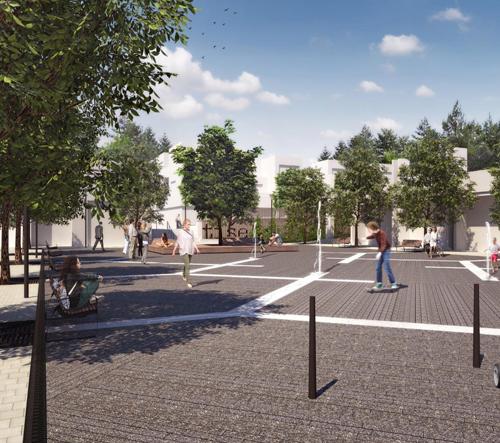 Halasovo náměstí v Brně se promění podle návrhu městského architekta