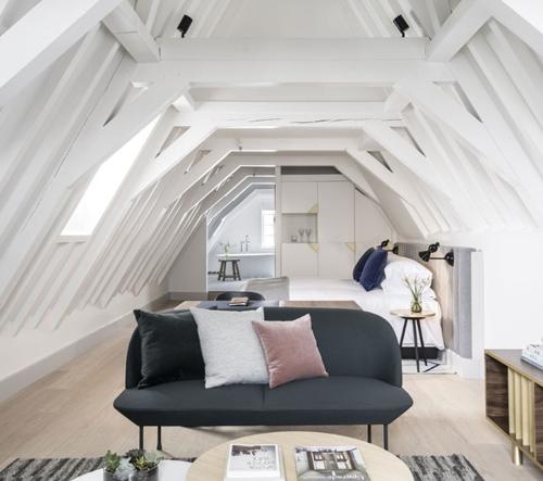 Michaelis Boyd přináší nizozemskou atmosféru v hotelu Amsterdam