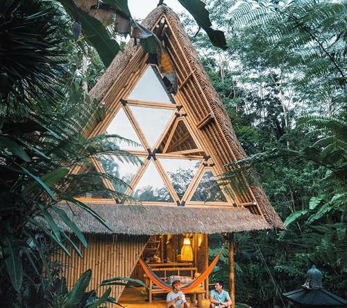 20 skvělých prázdninových útočišť uprostřed přírody