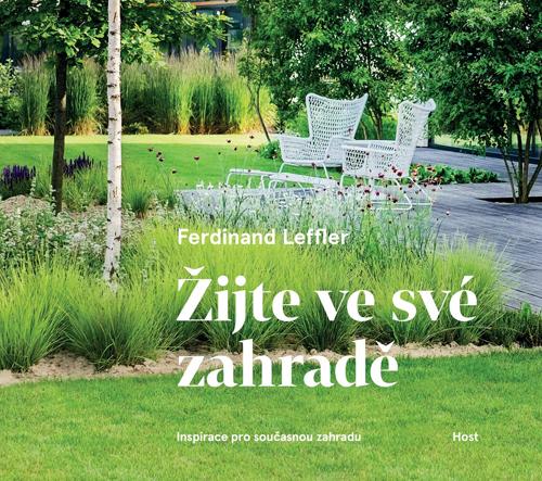 Zahradní architekt Ferdinand Leffler vydal knihu