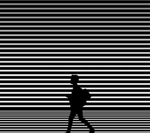 Jason M. Peterson se snaží zachytit lidské emoce ve svých černobílých fotografiích