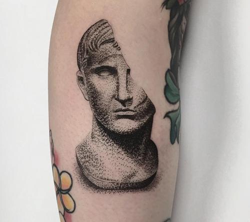 Charley Gerardin tvoří tetování z ikonických filmů