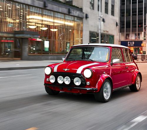 Mini vyrobilo čistě elektrickou verzi klasického modelu Mini Electric