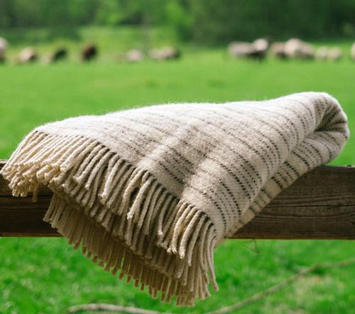 Rodinná firma Tkalcovna Kubák vyrábí bytový textil z poctivé české vlny