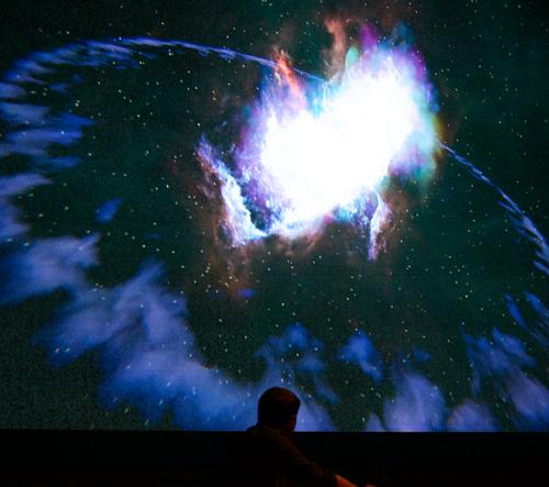 """Spojení hudby a vesmíru v projektu """"Nekonečná vesmírná Odysea"""""""