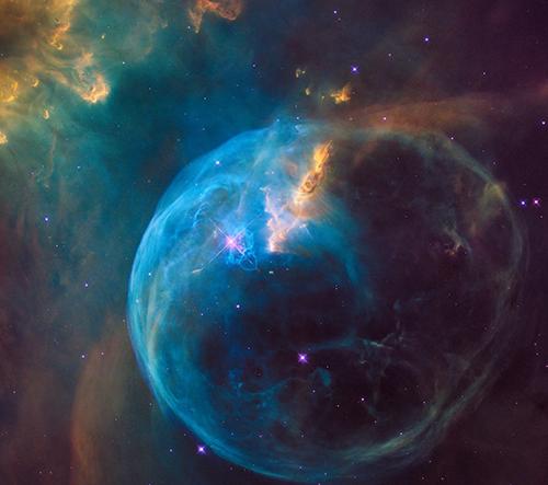 Neuvěřitelné vesmírní snímky od NASA