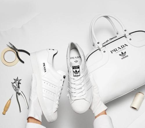 Prada navrhla limitovanou edici pro Adidas