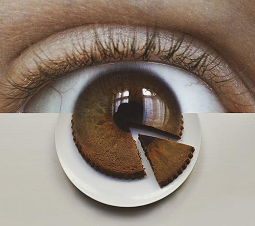 Monica Carvalho vytváří dechberoucí surreální koláže