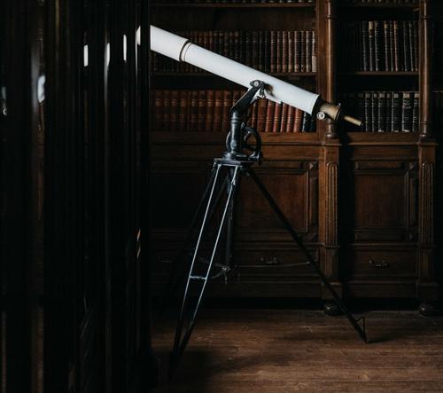Řecká fotografka Ellie Tsatsou se vydala cestou, která nás zavede do Národní observatoře v Athénách