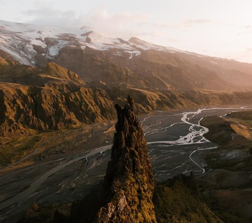 Německá fotografka Marina Weishaupt nás vede po úžasné krajině jižního Islandu