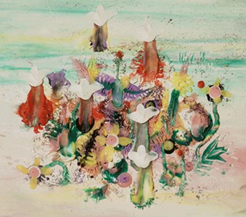Okouzlující experimentální animovaný film od Romaine Grangerby