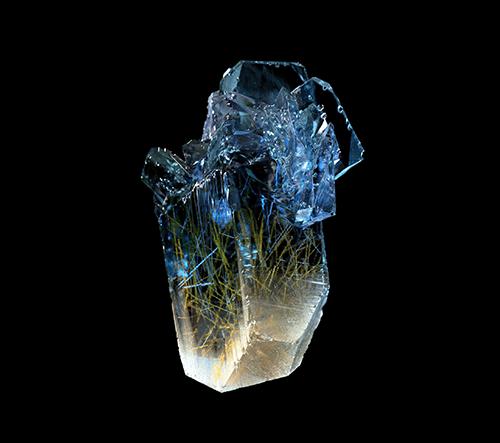 Video ukazuje krásu zkrystalizovaných minerálů