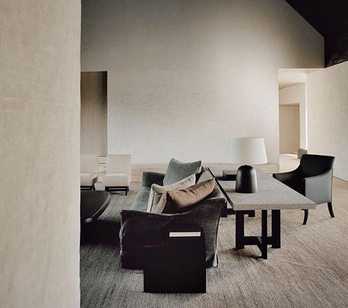 Vincent Van Duysen navrhl rezidenci VO inspirovanou tradičními belgickými vilami