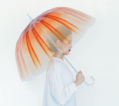 You+MORE! navrhlo deštníky inspirované krásou medúz