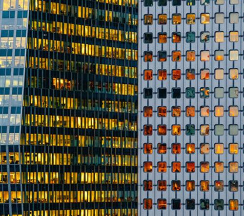 Kosten nabízí nový pohled na mrakodrapy a jejich okna