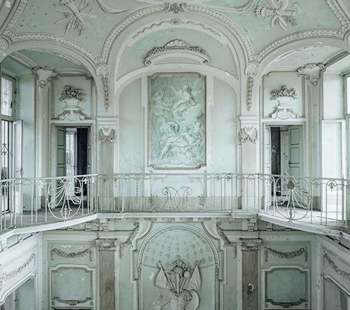 Romain Thiery fotí opuštěné místa celého světa