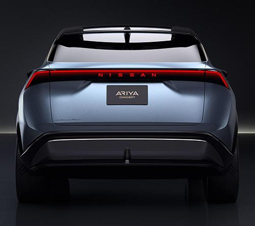 Nissan zaujal designem konceptu Ariya ukazujícím další směřování značky