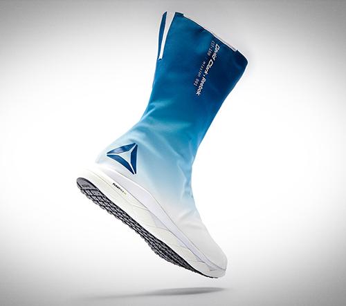 Reebok představuje nové boty jako pro kosmonauty