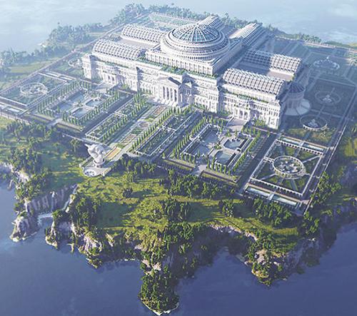 Reportéři bez hranic vytvořili v počítačové hře Minecraft virtuální necenzurovanou knihovnu informací