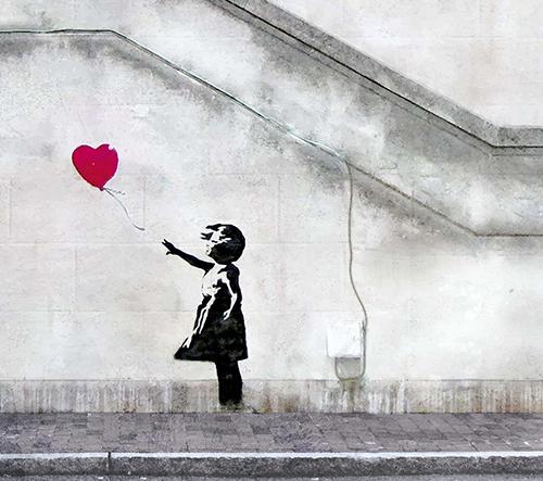 V Praze byla otevřena výstava více než 60 děl streetartového umělce Banksyho