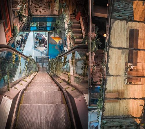 V anglickém Bournemouthu zrekonstruovali staré nákupní centrum v antiutopistický ráj
